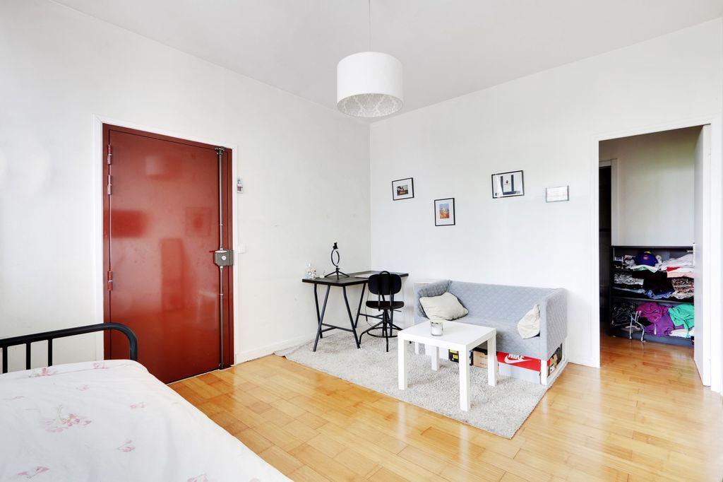 Achat studio 21m² - Paris 20ème arrondissement