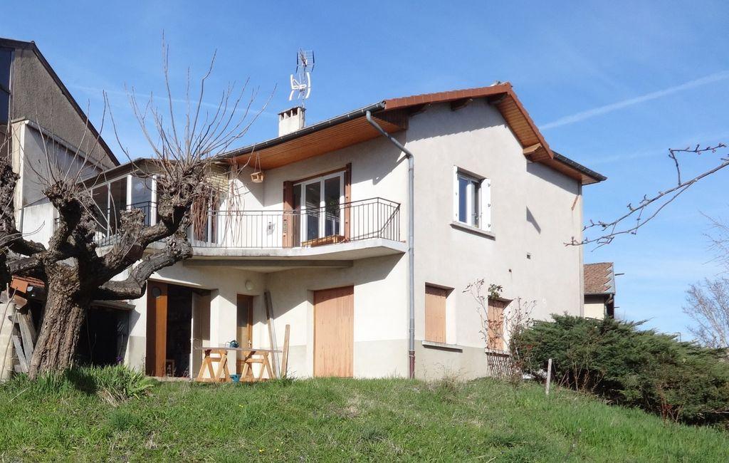 Achat appartement 5pièces 114m² - Margès
