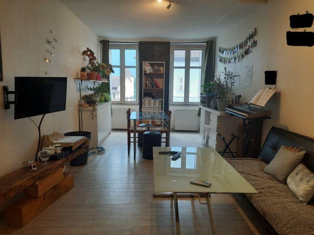 Achat appartement 3pièces 99m² - Pont-de-Vaux