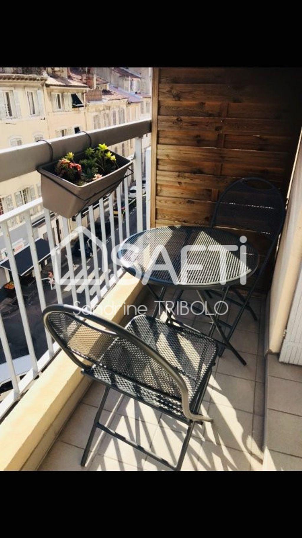 Achat studio 30m² - Marseille 7ème arrondissement