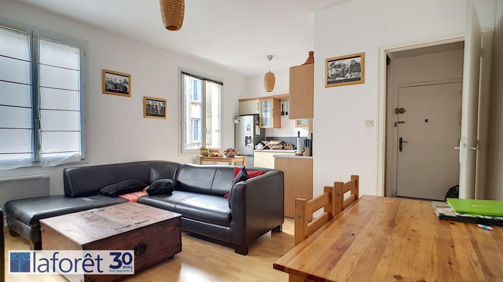 Achat appartement 3pièces 56m² - Brest