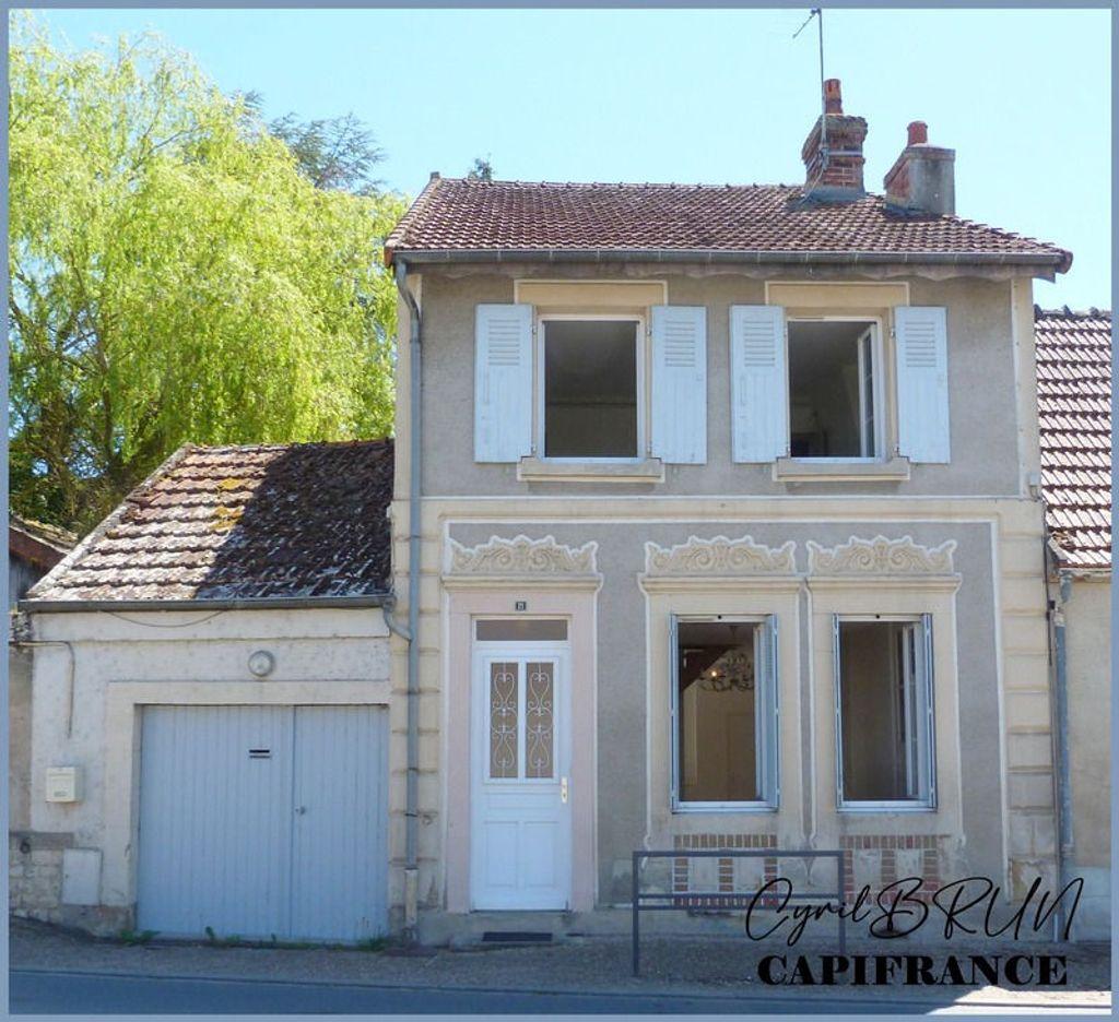 Achat maison 2chambres 90m² - Moulins