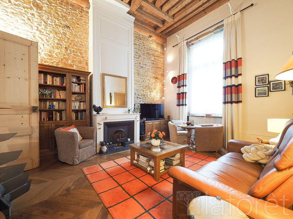 Achat appartement 4pièces 98m² - Lyon 2ème arrondissement