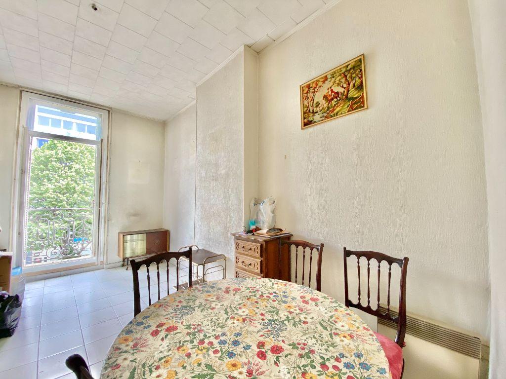 Achat appartement 2pièces 40m² - Marseille 2ème arrondissement