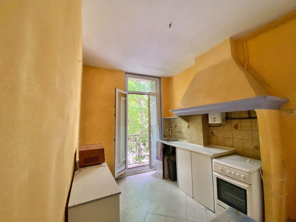 Achat appartement 3pièces 50m² - Marseille 2ème arrondissement