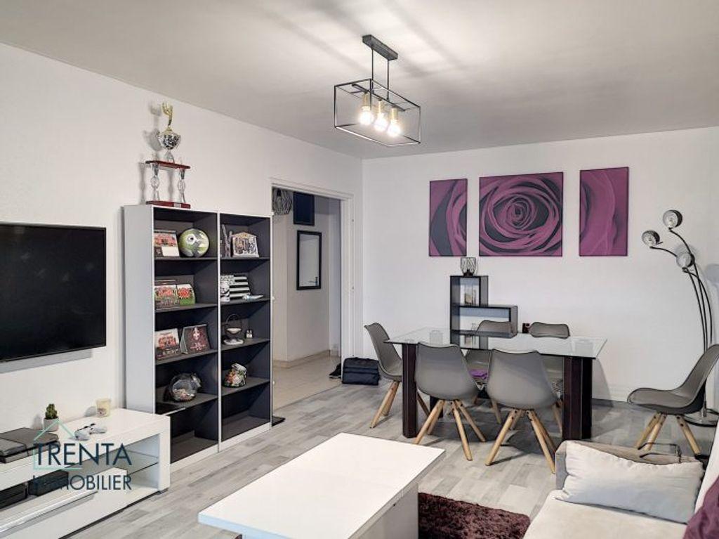 Achat appartement 3pièces 67m² - Bourg-lès-Valence