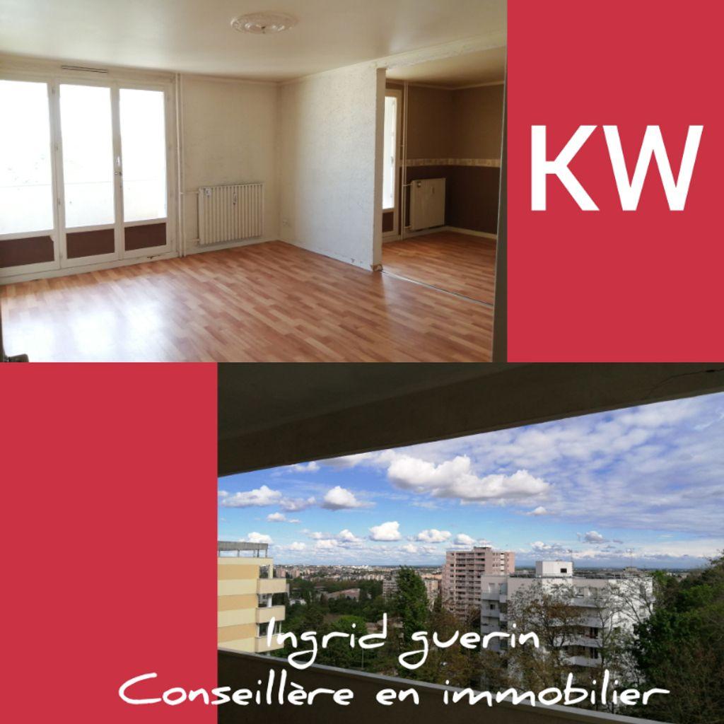 Achat appartement 3pièces 66m² - Dijon