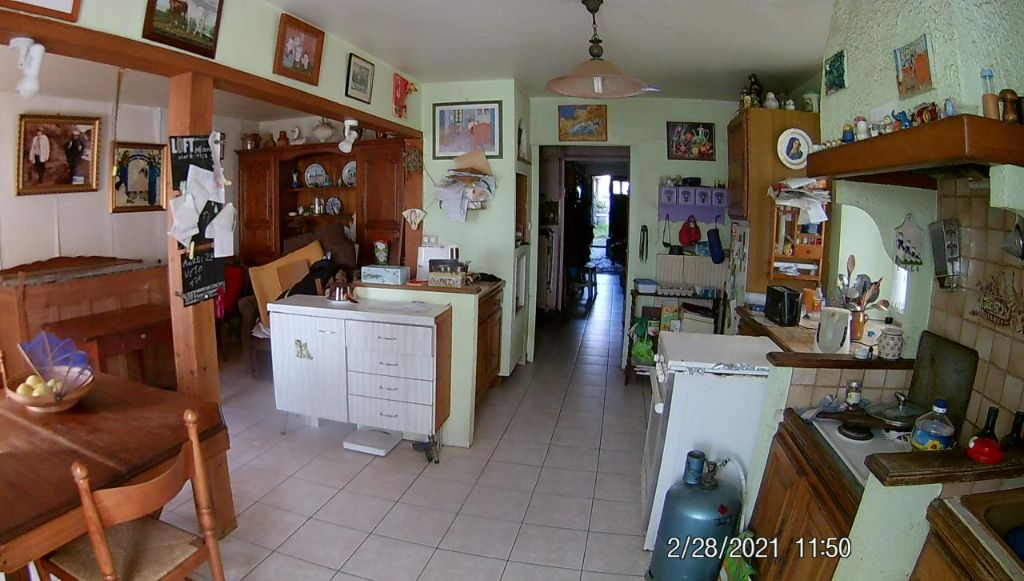 Achat maison 4chambres 98m² - Costaros