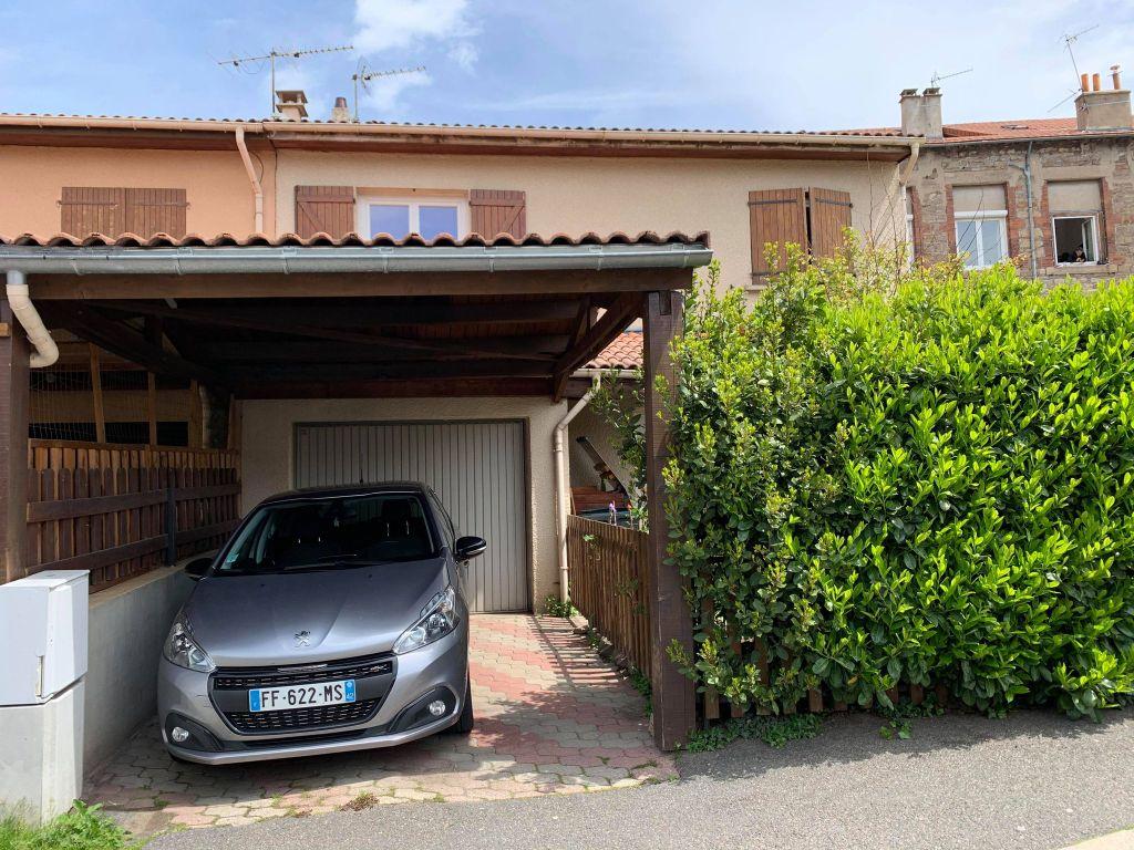 Achat maison 3chambres 89m² - Saint-Étienne