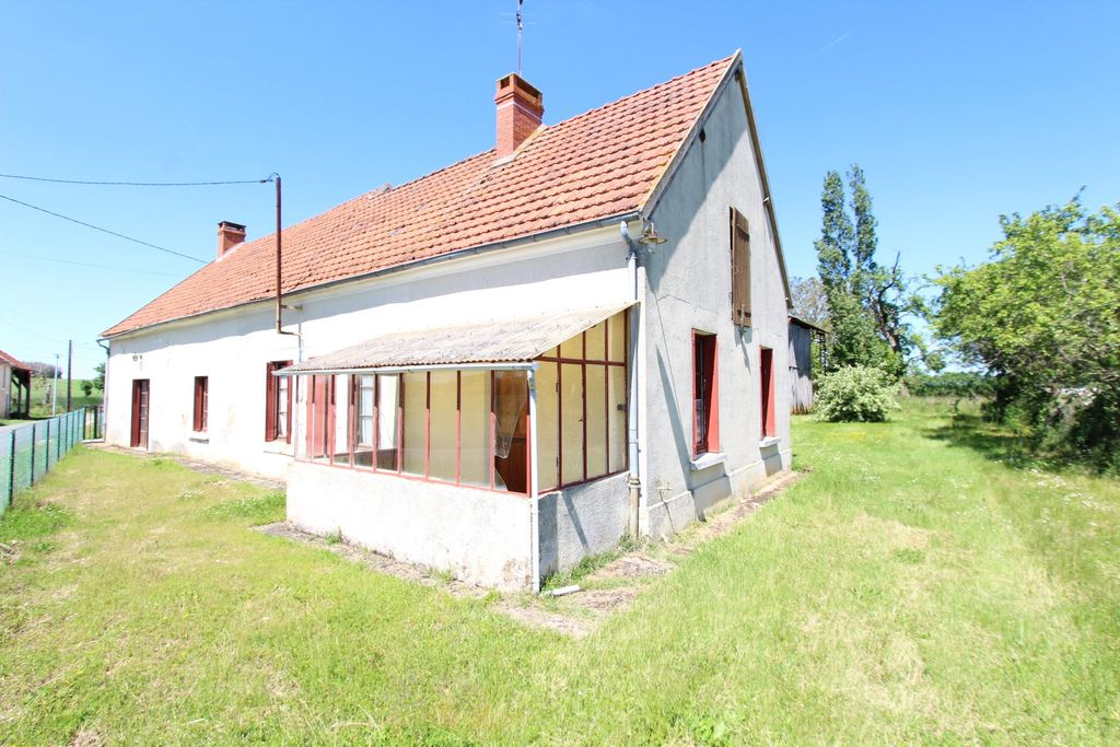 Achat maison 4chambres 118m² - Garchy