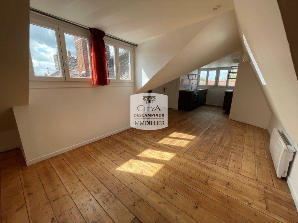 Achat appartement 2pièces 45m² - Lille