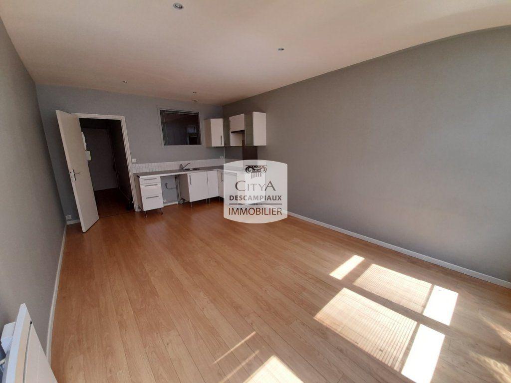 Achat appartement 2pièces 36m² - Lille