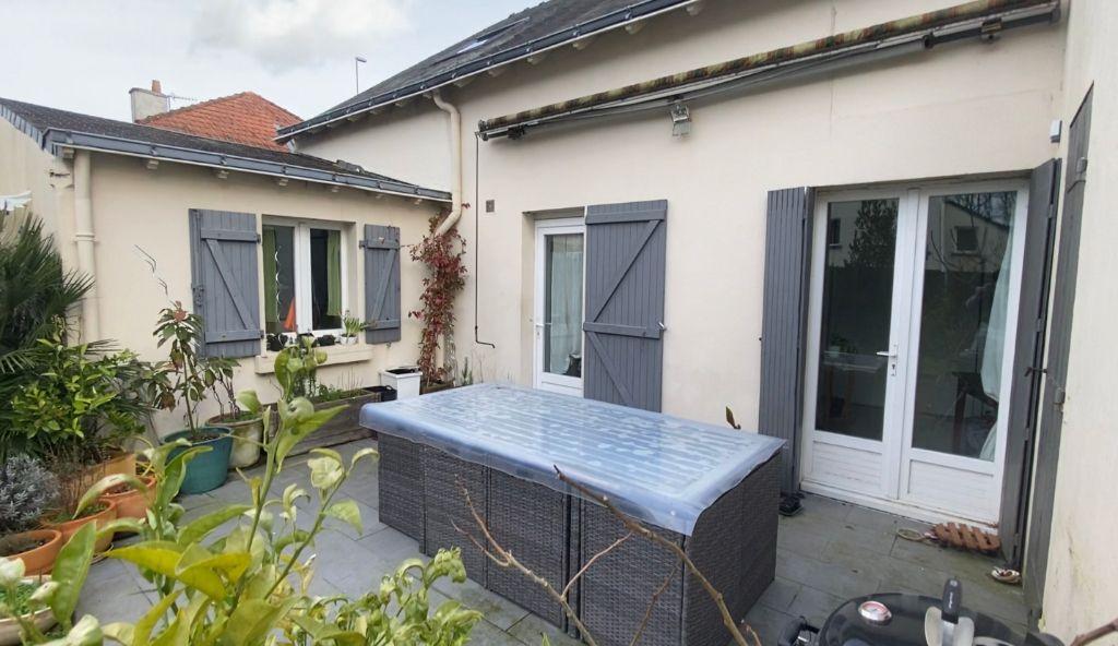 Achat maison 4chambres 115m² - Nantes