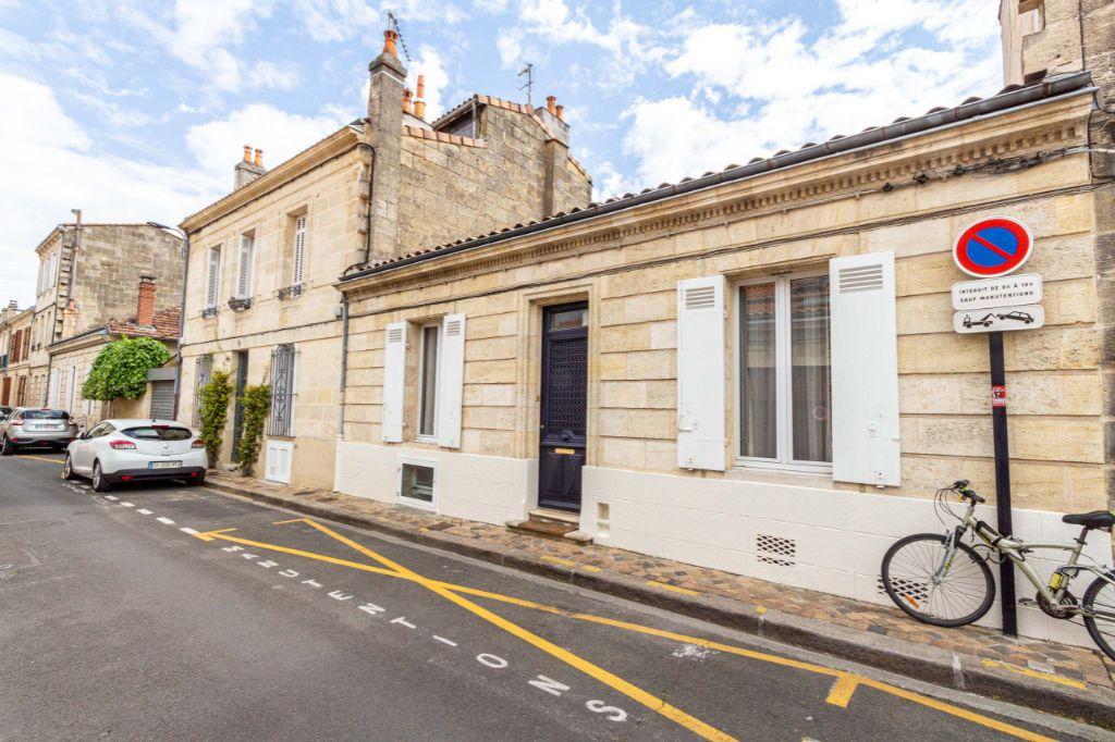Achat maison 3chambres 100m² - Bordeaux