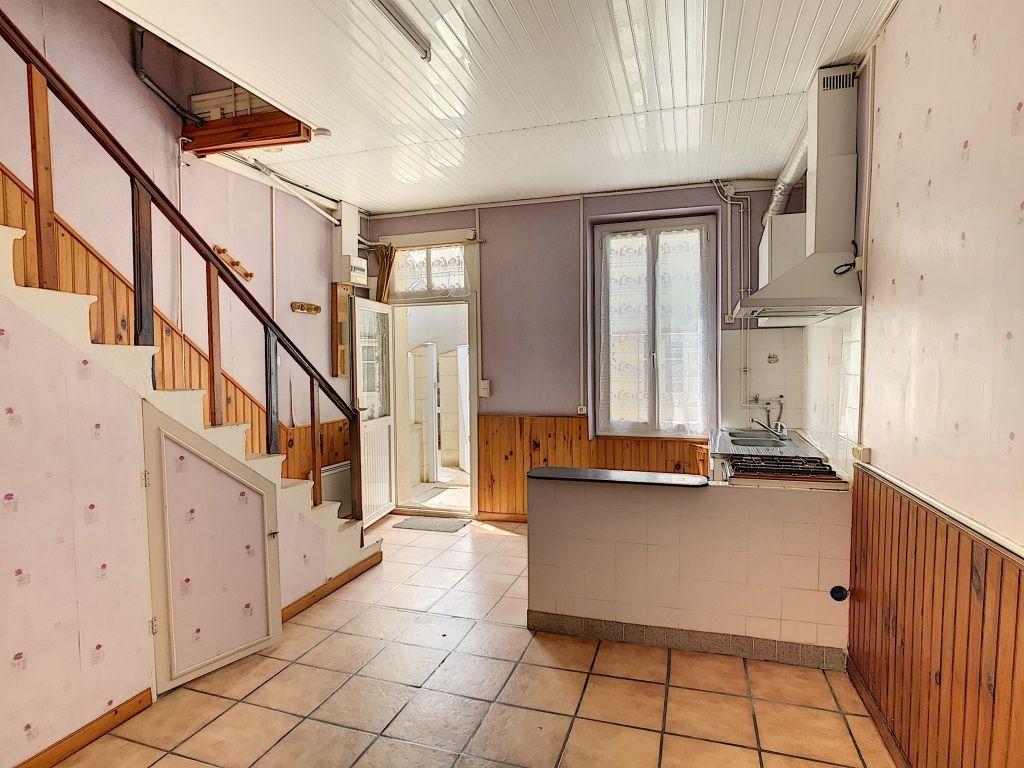 Achat maison 1chambre 37m² - Saint-Cyr-en-Bourg