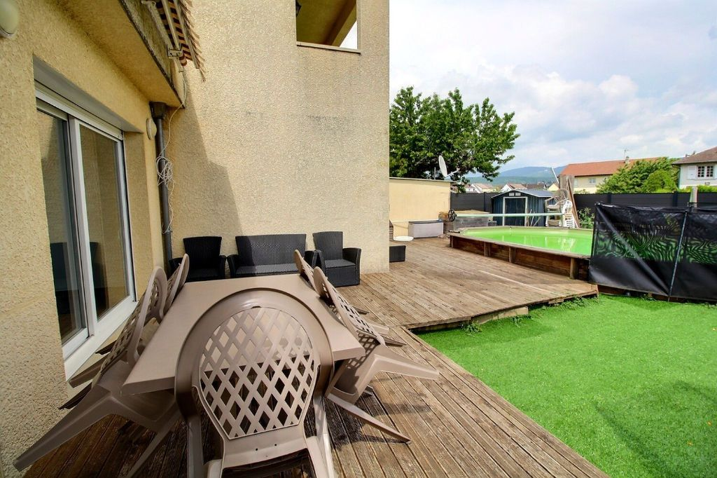 Achat maison 4chambres 179m² - Ambérieu-en-Bugey