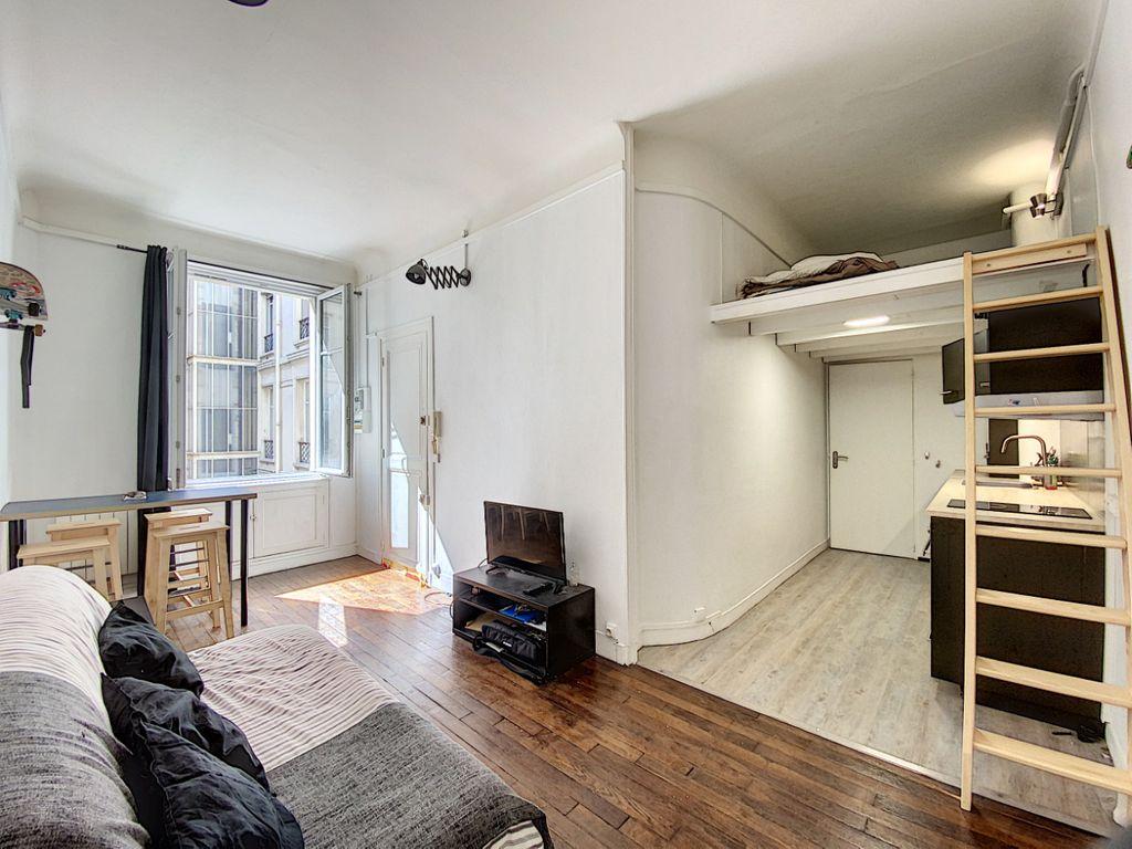 Achat studio 26m² - Paris 9ème arrondissement