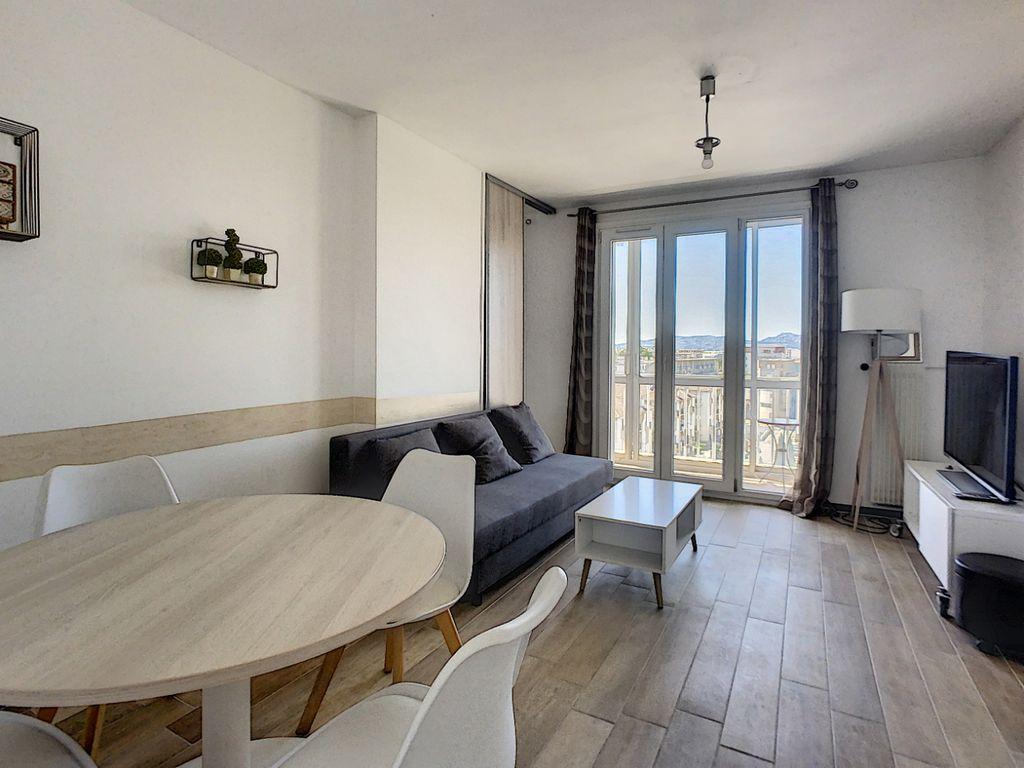 Achat appartement 4pièces 64m² - Marseille 4ème arrondissement