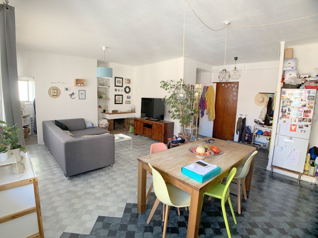 Achat appartement 4pièces 77m² - Marseille 4ème arrondissement