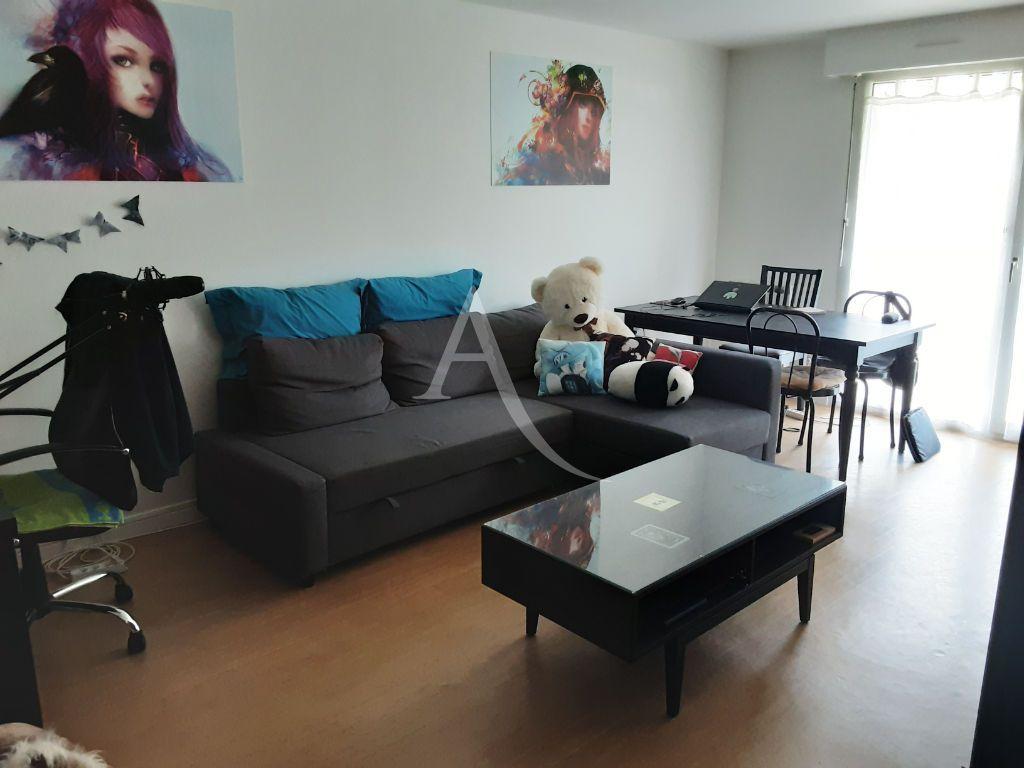 Achat appartement 2pièces 52m² - Nantes