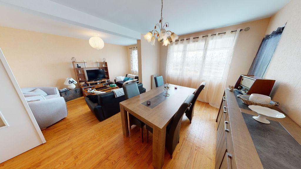 Achat appartement 3pièces 69m² - Clermont-Ferrand