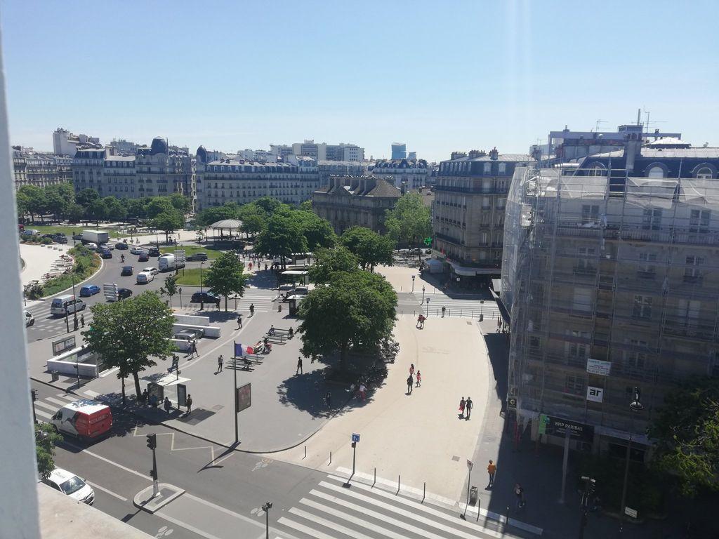 Achat studio 11m² - Paris 1er arrondissement
