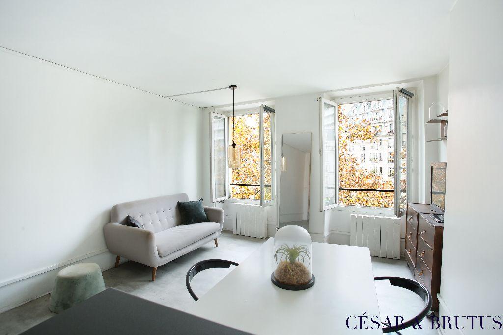 Achat appartement 2pièces 28m² - Paris 1er arrondissement