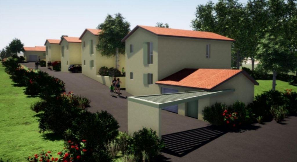 Achat maison 3chambres 94m² - Montceaux