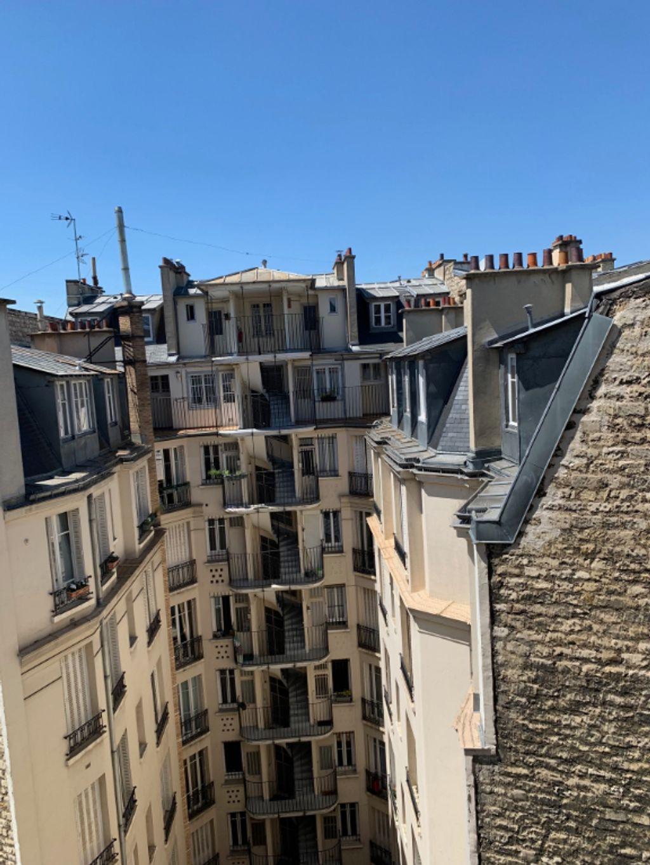 Achat studio 9m² - Paris 1er arrondissement