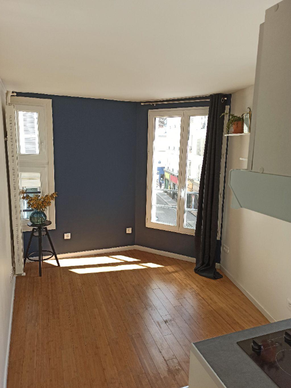 Achat studio 13m² - Paris 1er arrondissement