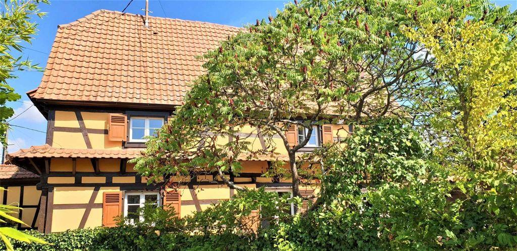 Achat maison 5chambres 257m² - Strasbourg