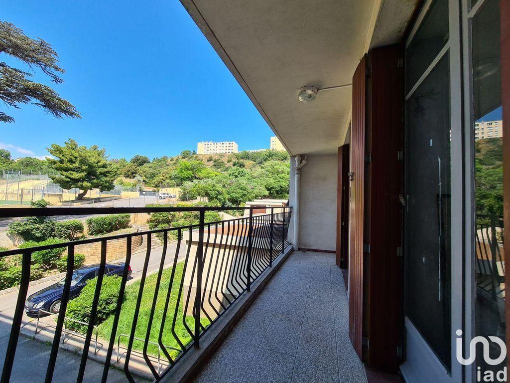 Achat appartement 3pièces 58m² - Marseille 15ème arrondissement