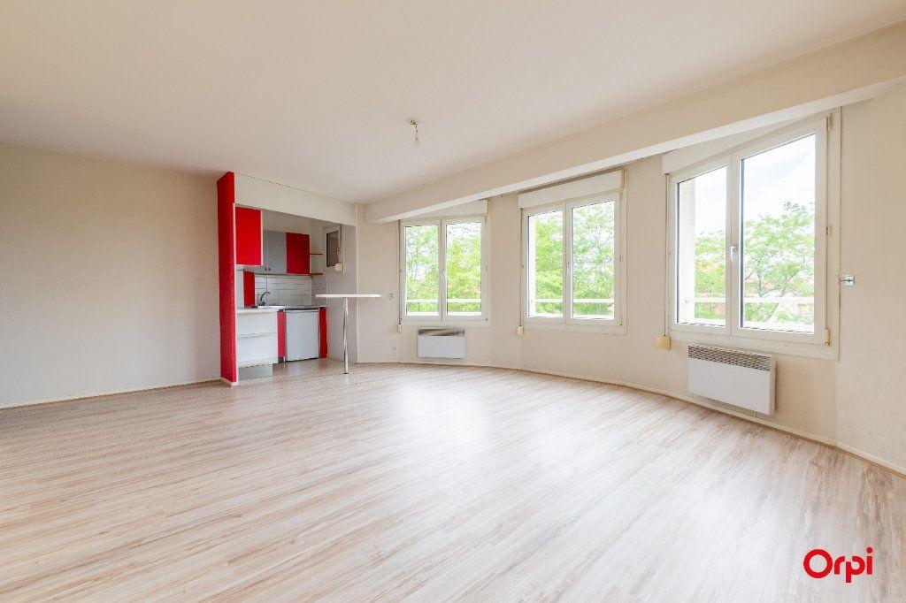 Achat appartement 2pièces 55m² - Reims