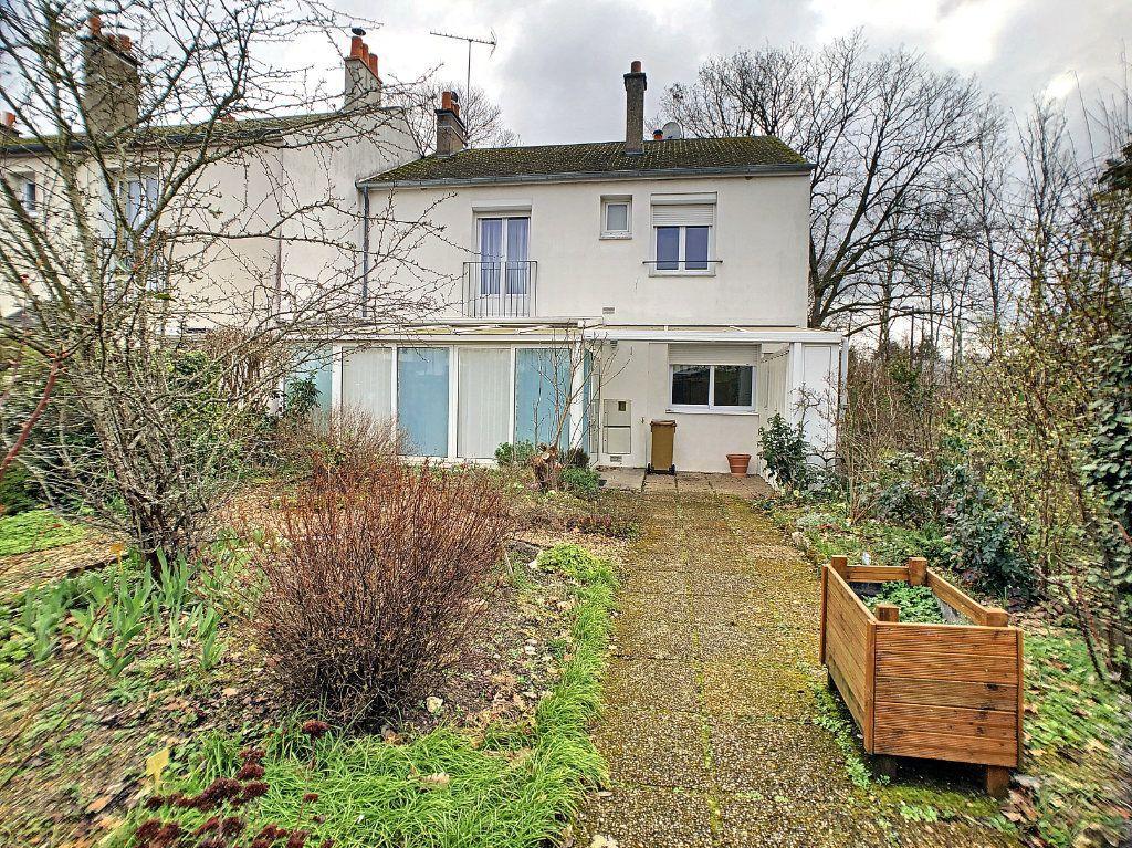 Achat maison 3chambres 105m² - Orléans