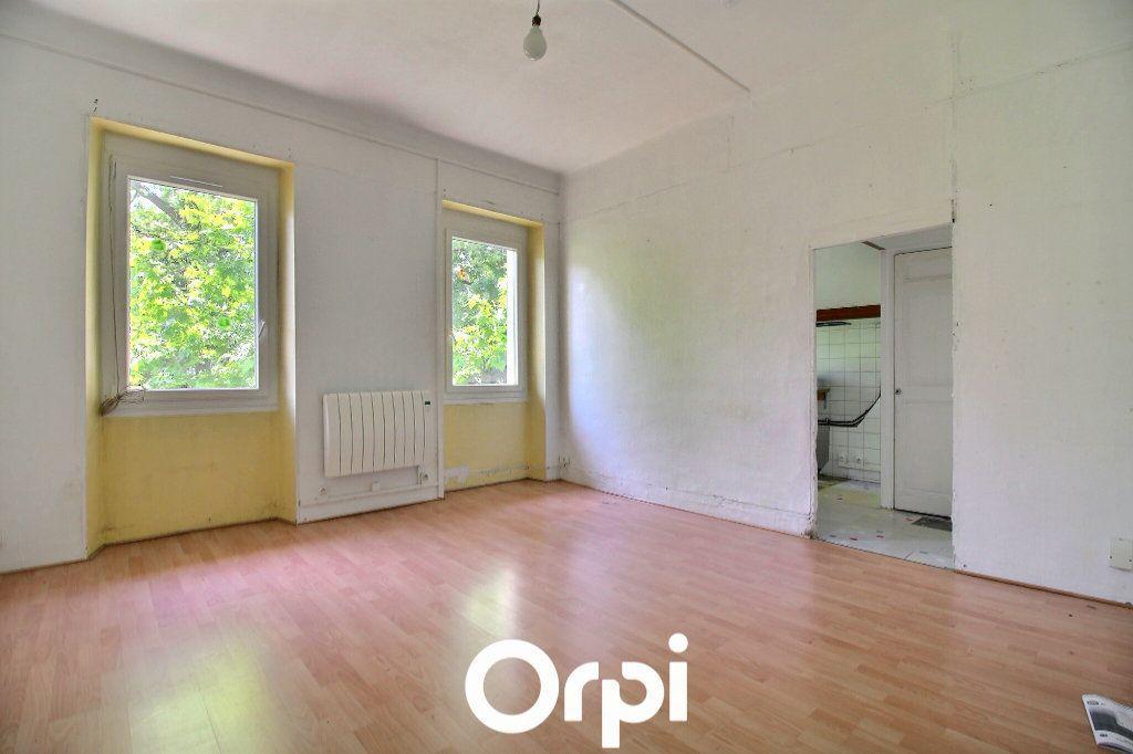 Achat appartement 2pièces 30m² - Marseille 4ème arrondissement