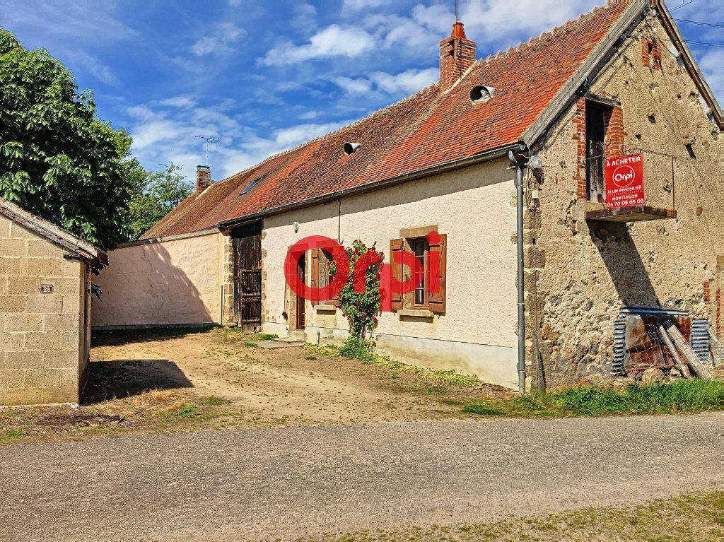 Achat maison 1chambre 51m² - Lavault-Sainte-Anne