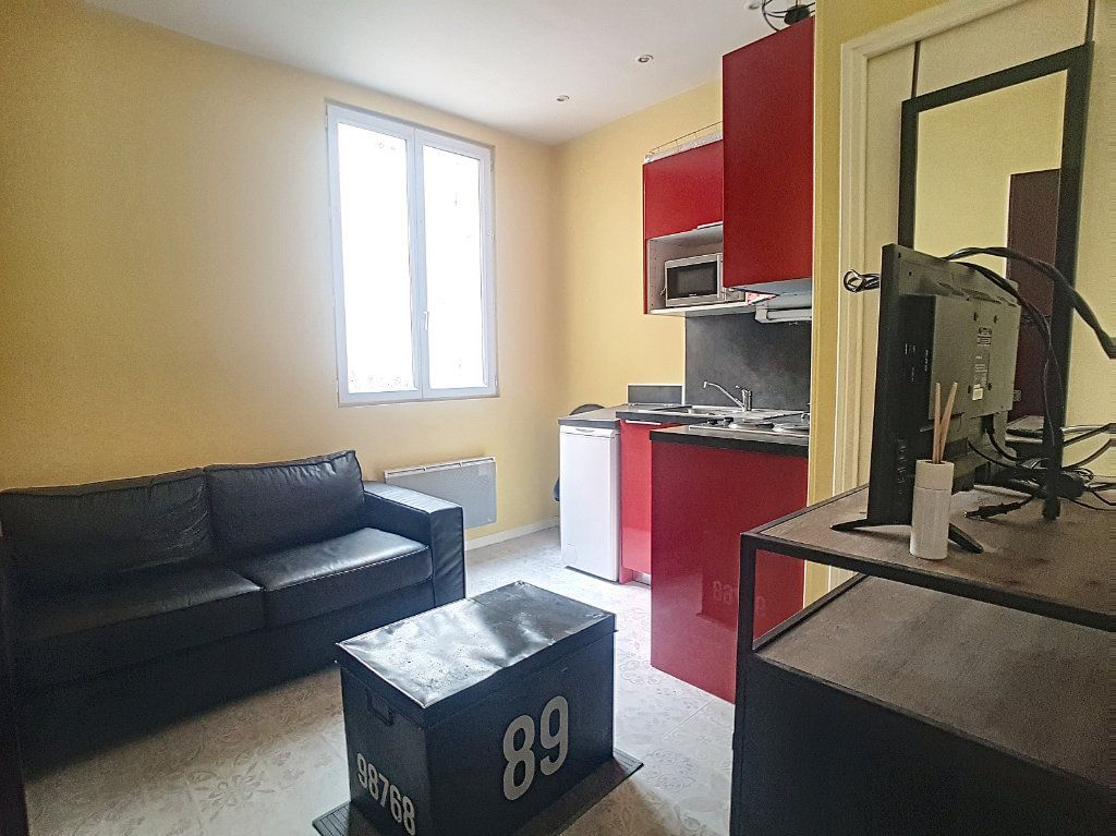 Achat studio 14m² - Paris 14ème arrondissement