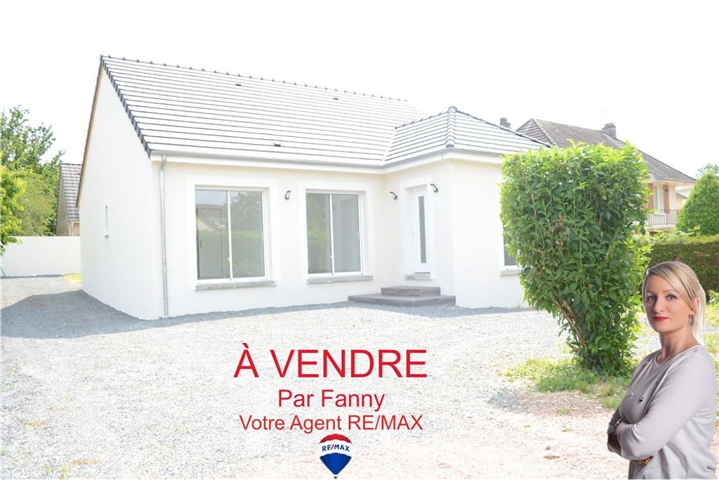 Achat maison 3chambres 108m² - Varennes-Vauzelles
