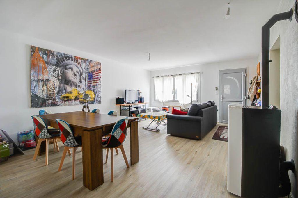 Achat maison 4chambres 108m² - Villieu-Loyes-Mollon