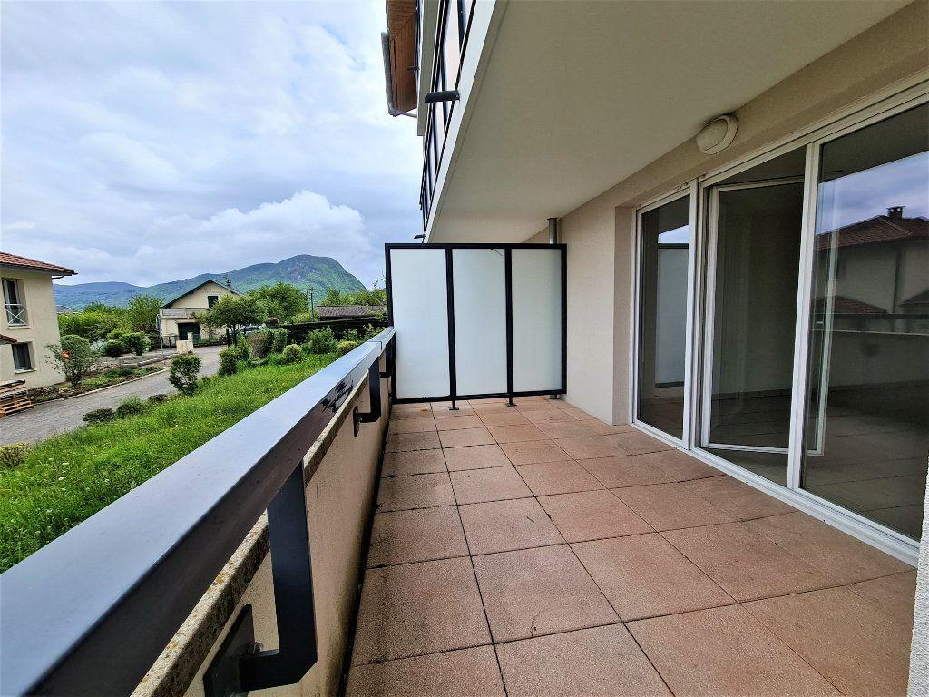 Achat appartement 2pièces 46m² - Collonges