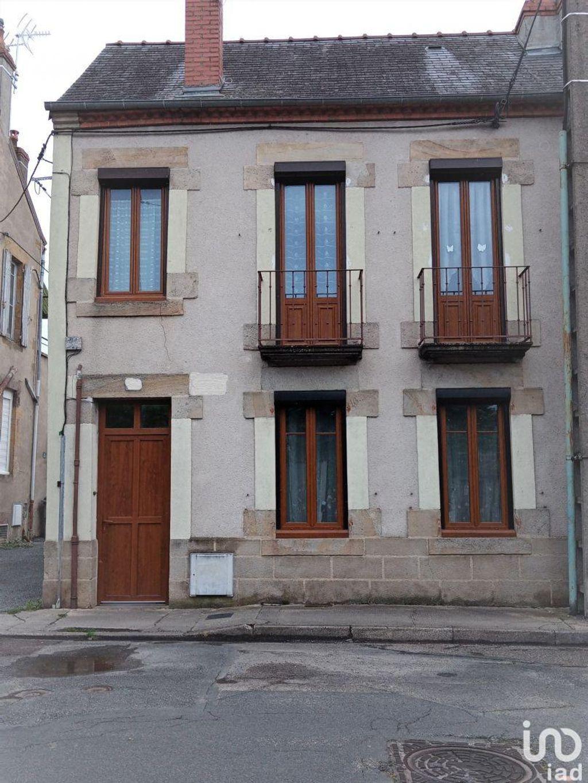 Achat maison 3chambres 114m² - Moulins