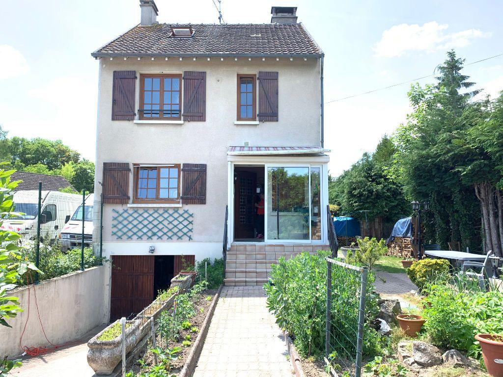 Achat maison 4chambres 107m² - Boissy-aux-Cailles
