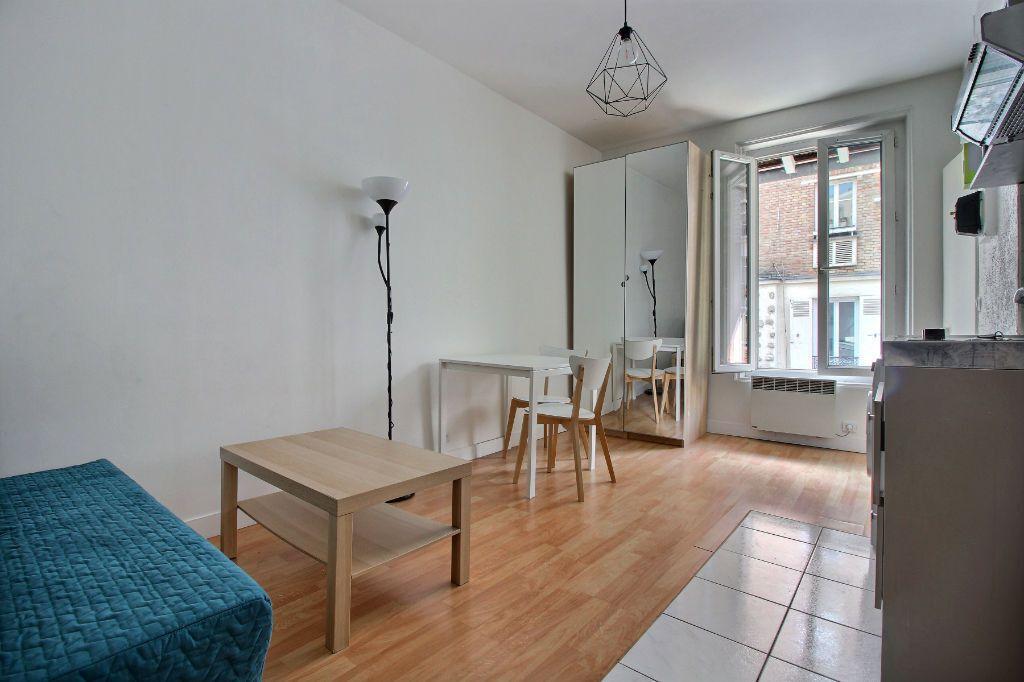 Achat studio 16m² - Paris 14ème arrondissement