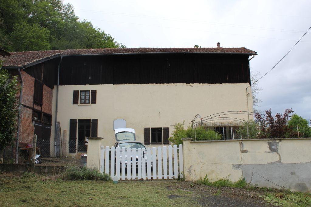 Achat maison 2chambres 90m² - Vergongheon