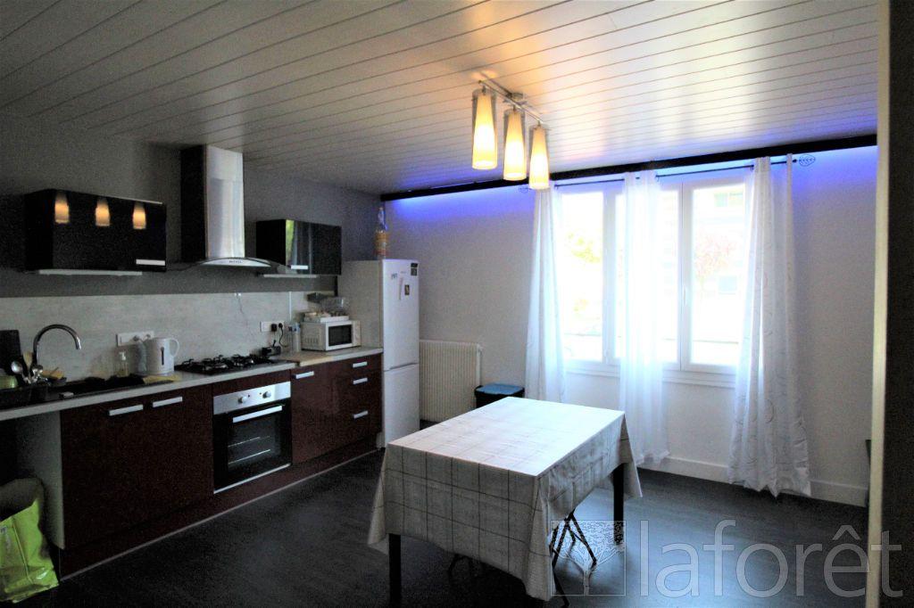 Achat appartement 3pièces 58m² - Clermont-Ferrand