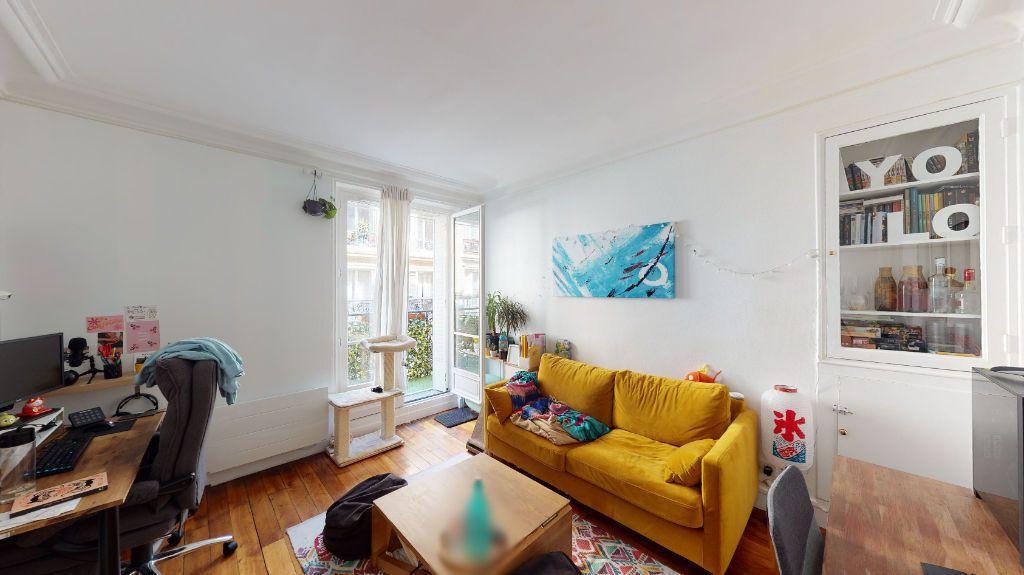 Achat appartement 2pièces 36m² - Paris 16ème arrondissement