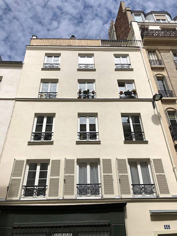 Achat appartement 2pièces 32m² - Paris 17ème arrondissement