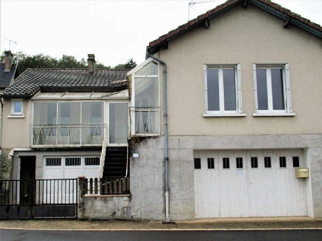 Achat maison 2chambres 80m² - Lussac-les-Châteaux