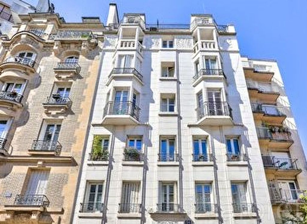 Achat studio 24m² - Paris 15ème arrondissement