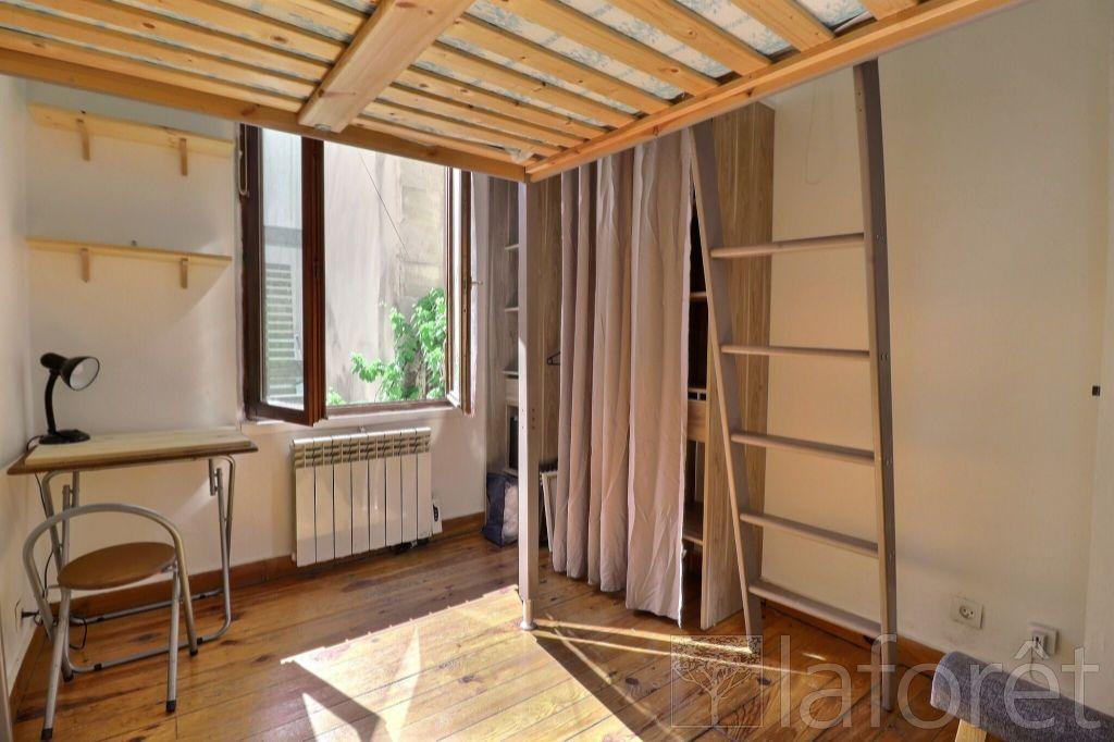 Achat studio 13m² - Paris 10ème arrondissement